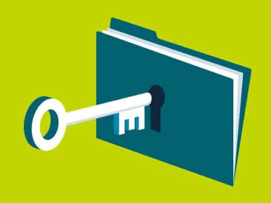 It is very important to encrypt the sensitive information